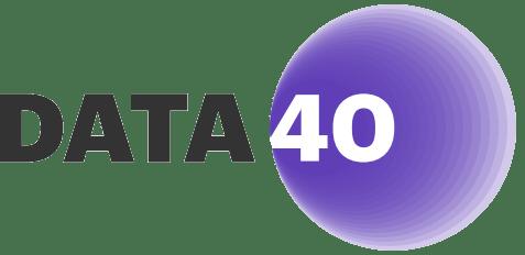 Dato40 logotype