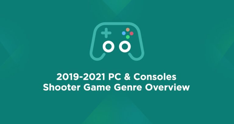 2019-2021 PC & Consoles Shooter Game Genre Overview