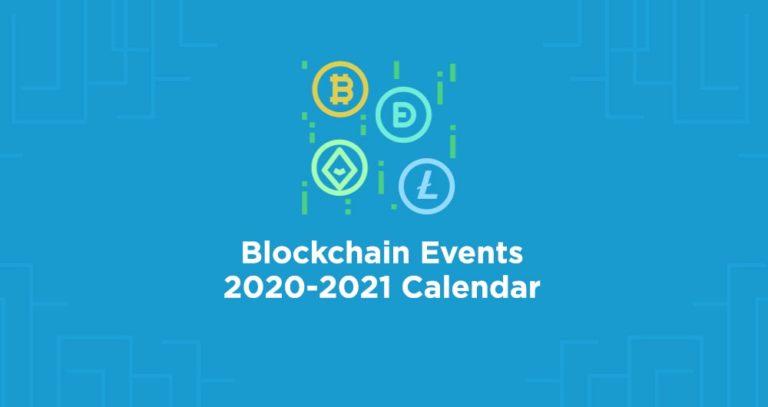 Blockchain Events 2020-2021 Calendar