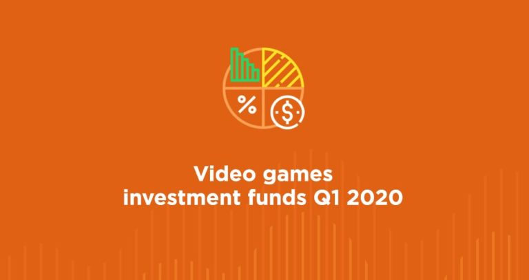 Video games investment funds Q1 2020
